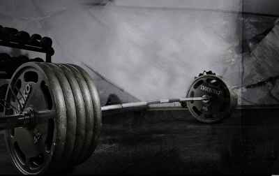 weight lifting wallpaper