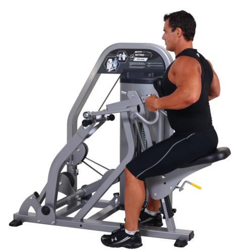 workout row machine