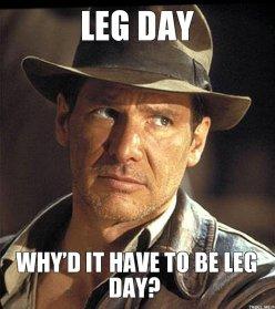leg day meme