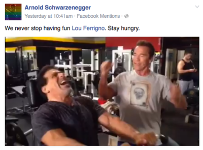Arnold and Lou