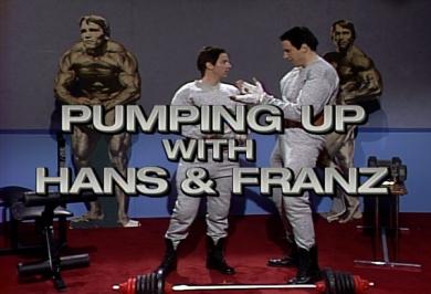 hans and franz sweatpants