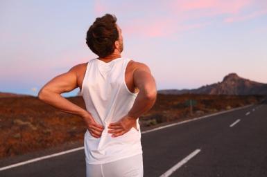 lumbar back injury
