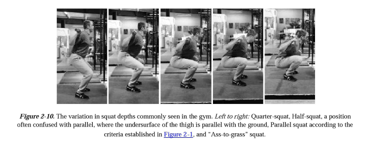 starting strength squat