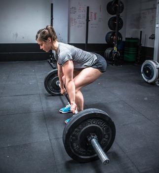 2013 Open workout descriptions with Julie Foucher