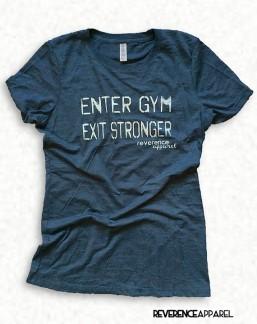 enter gym exit stronger