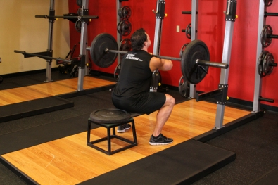 squat to seat