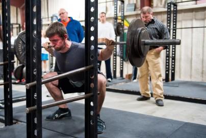 rippetoe training squat