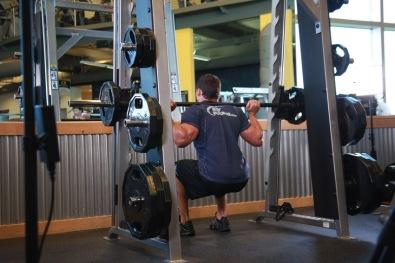 squat smith machine