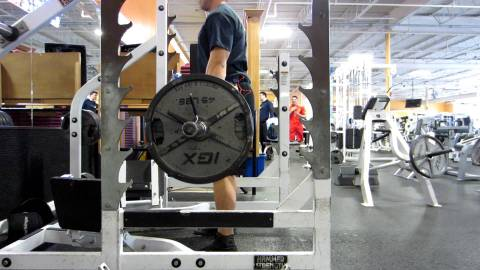rack pull form