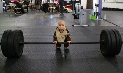 baby barbell
